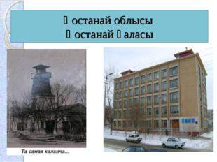 Қостанай облысы Қостанай қаласы