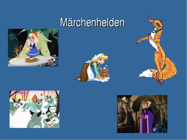Märchenhelden