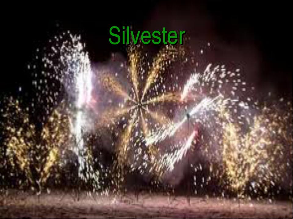 Silvester