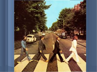 They are just BEATLES