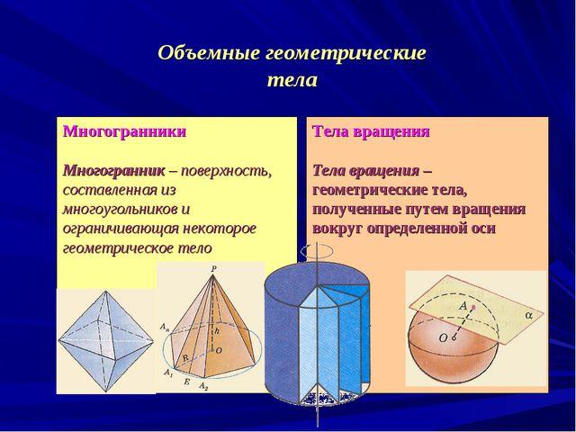 Многогранники Многогранник – поверхность, составленная из многоугольников и о...