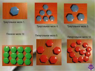 Треугольное число 1. Треугольное число 6. Треугольное число 3. Плоское число