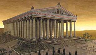 7 чудес света: храм артемиды эфесской