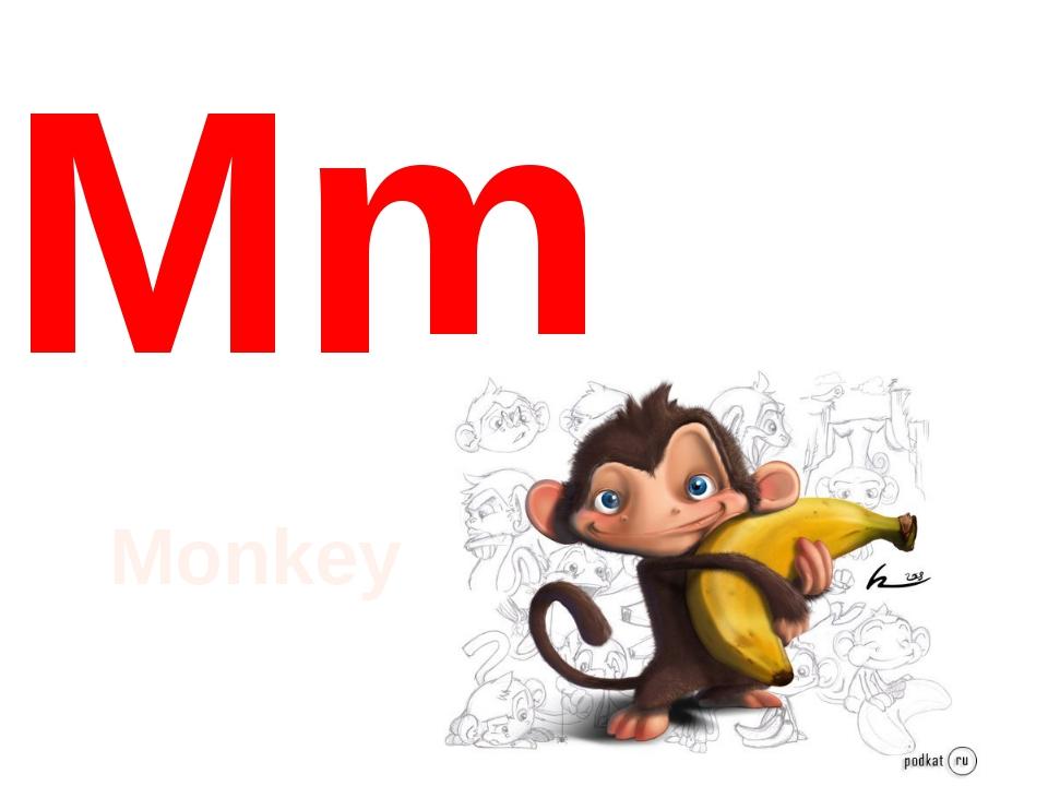 Mm Monkey