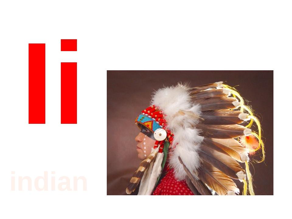 Ii indian