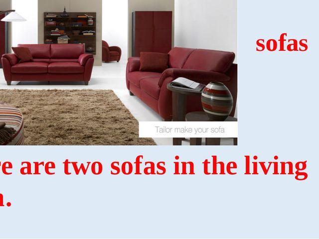 sofas There are two sofas in the living room.