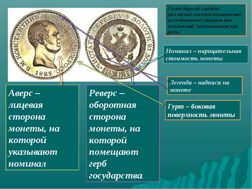 Самой дорогой и редкой российской монетой большинство исследователей считают...