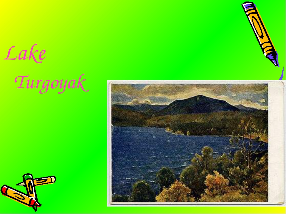 Lake Turgoyak