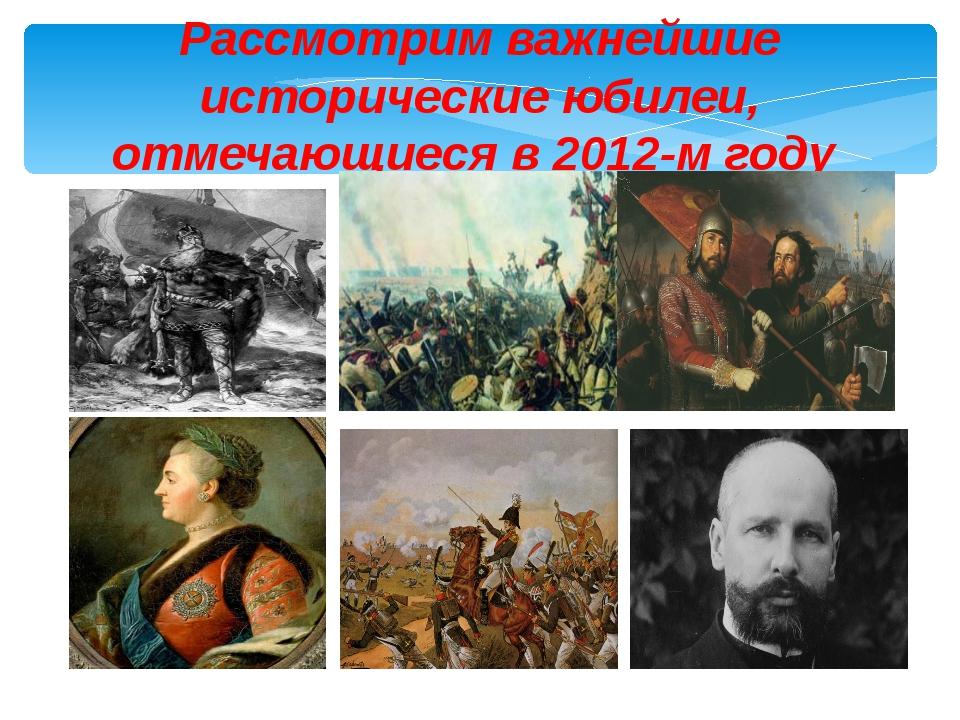 1612 год 400-летие освобождения России от польской интервенции (окончание Сму...